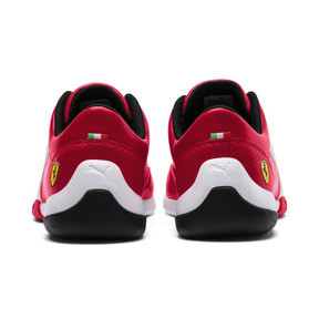 Thumbnail 3 of Scuderia Ferrari Kart Cat III Shoes, Rosso Corsa-Puma White, medium