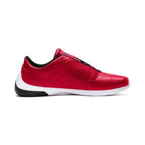 Thumbnail 5 of Ferrari Kart Cat III Sneaker, Rosso Corsa-Puma White, medium