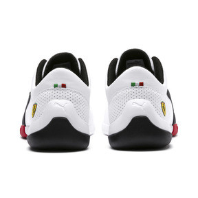 Thumbnail 3 of Ferrari Kart Cat III Trainers, Puma White-Puma Black, medium