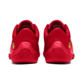 Miniatura 4 de ZapatosScuderiaFerrariKart Cat III, Rosso Corsa-White, mediano