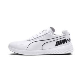 Thumbnail 1 of BMW M Motorsport SpeedCat Evo Synth Sneakers, White-White-Anthracite, medium