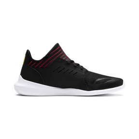 Thumbnail 6 of Ferrari Evo Cat Mace Sneaker, Puma Black-Puma White, medium