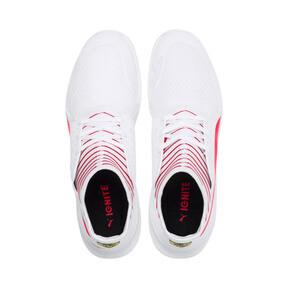 Thumbnail 7 of Scuderia Ferrari Evo Cat Mace Sneakers, Puma White-Rosso Corsa, medium