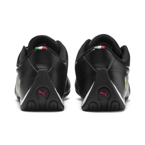 Sneakers Ferrari Future Cat Ultra, Puma Black-Puma White, Grande