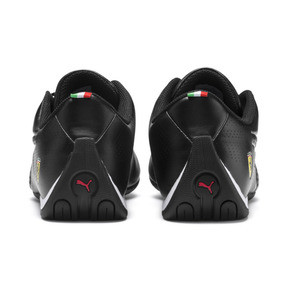 Thumbnail 3 of Scuderia Ferrari Future Cat Ultra Shoes, Puma Black-Puma White, medium