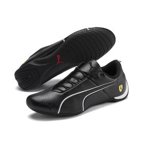 Thumbnail 2 of Scuderia Ferrari Future Cat Ultra Shoes, Puma Black-Puma White, medium