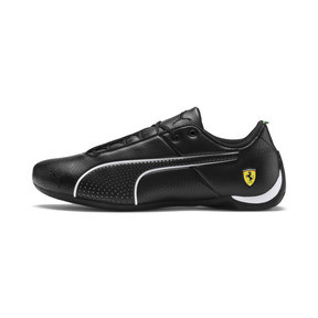 Thumbnail 1 of Ferrari Future Cat Ultra Trainers, Puma Black-Puma White, medium