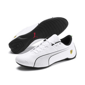 Thumbnail 2 of Ferrari Future Cat Ultra Trainers, Puma White-Puma Black, medium