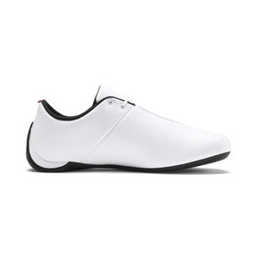 Thumbnail 5 of Ferrari Future Cat Ultra Trainers, Puma White-Puma Black, medium