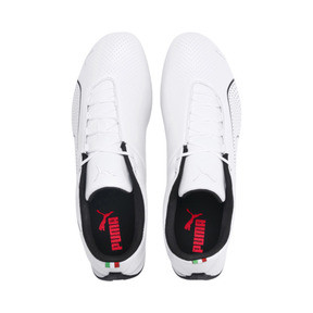Thumbnail 6 of Ferrari Future Cat Ultra Trainers, Puma White-Puma Black, medium
