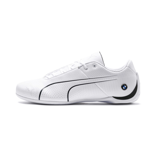 BMW MMS Future Cat Ultra Sneakers, Puma White-Anthracite, large