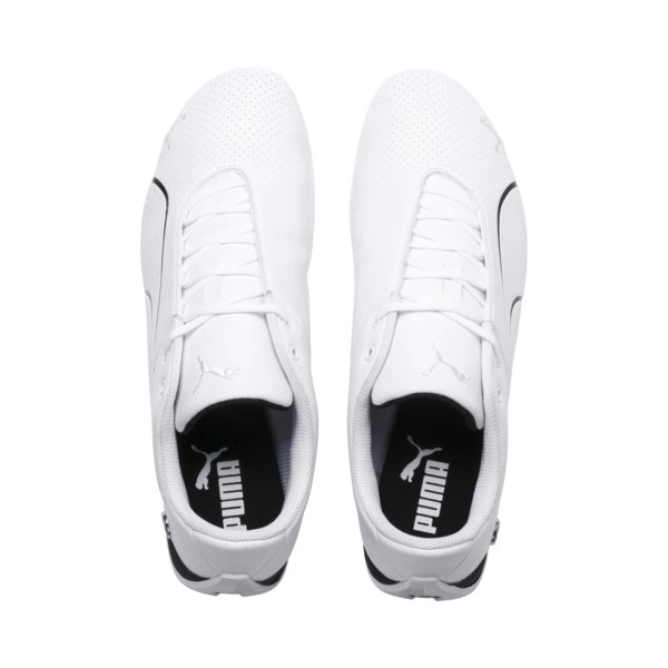 BMW M Motorsport Future Cat Ultra Sneakers, Puma White-Anthracite, large