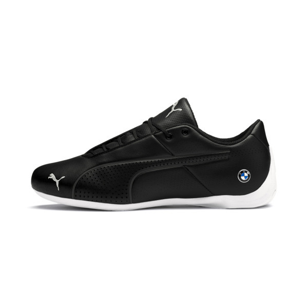 BMW M Motorsport Future Cat Ultra Sneakers, Black-White-Gray Violet, large