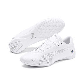 Thumbnail 2 of BMW Motorsport Future Cat Ultra Trainers, White-White-Gray Violet, medium