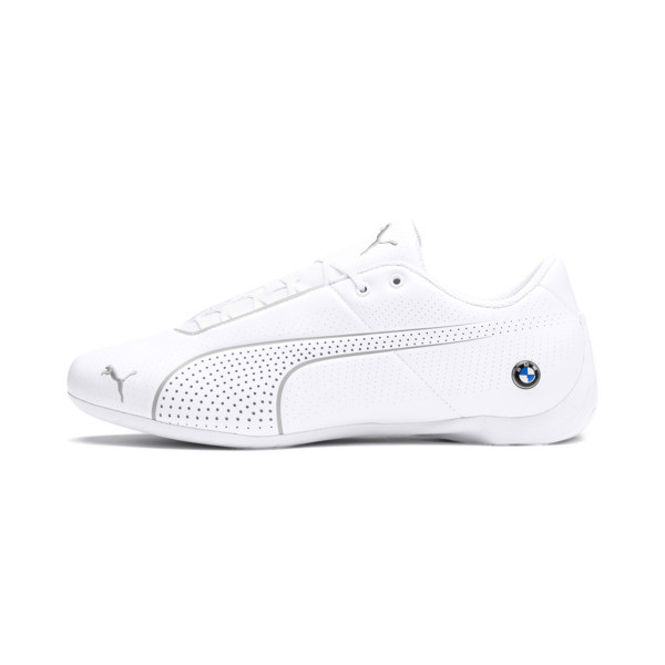 BMW Motorsport Future Cat Ultra Trainers, White-White-Gray Violet, large