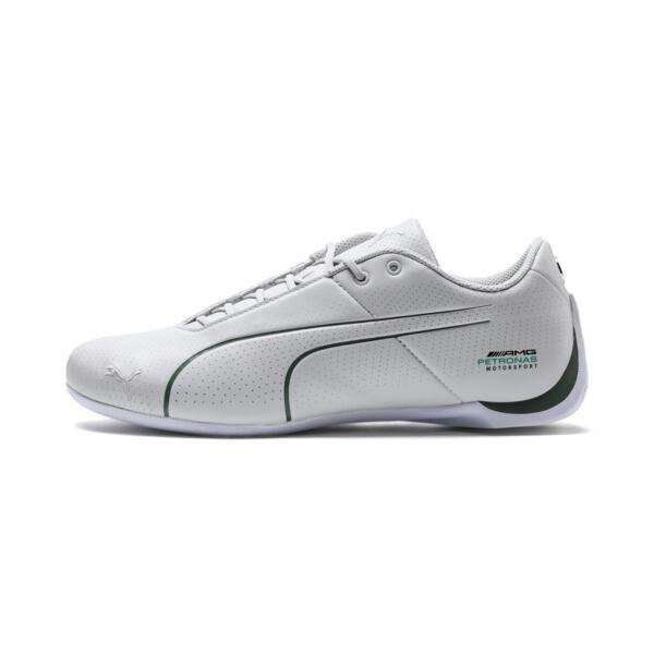 Mercedes AMG Petronas Future Cat Ultra Sneakers, Mrcds Tm Slvr-Wht-Lrl Wrth, large