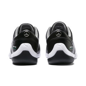 Thumbnail 4 of Mercedes AMG Petronas Kart Cat III Shoes, Puma Black-Puma White, medium