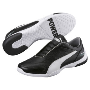 Thumbnail 2 of Mercedes AMG Petronas Kart Cat III Shoes, Puma Black-Puma White, medium