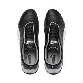 Thumbnail 6 of Mercedes AMG Petronas Kart Cat III Shoes, Puma Black-Puma White, medium