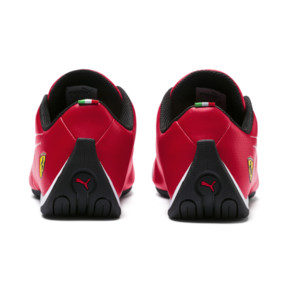 Anteprima 3 di Ferrari Future Cat Ultra Kids' Trainers, Rosso Corsa-Puma White, medio