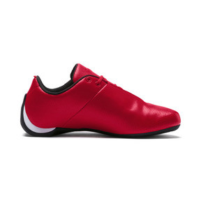 Anteprima 5 di Ferrari Future Cat Ultra Kids' Trainers, Rosso Corsa-Puma White, medio