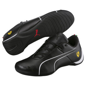Thumbnail 2 of Ferrari Future Cat Ultra Kids' Trainers, Puma Black-Puma White, medium