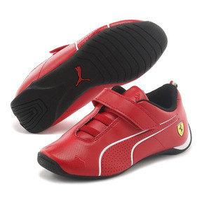 Thumbnail 2 of Scuderia Ferrari Future Cat Ultra Shoes PS, Rosso Corsa-Puma White, medium