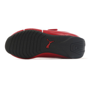 Thumbnail 4 of SF Future Cat Ultra V Preschool, Rosso Corsa-Puma White, medium