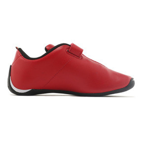 Thumbnail 5 of SF Future Cat Ultra V Preschool, Rosso Corsa-Puma White, medium