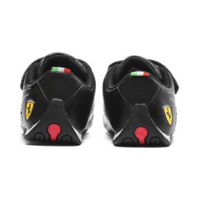 Thumbnail 4 of Scuderia Ferrari Future Cat Ultra Toddler Shoes, Puma Black-Puma White, medium