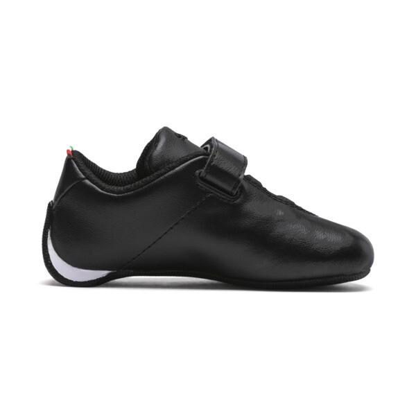 Scuderia Ferrari Future Cat Ultra Toddler Shoes, Puma Black-Puma White, large
