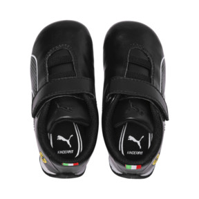 Thumbnail 6 of Scuderia Ferrari Future Cat Ultra Toddler Shoes, Puma Black-Puma White, medium