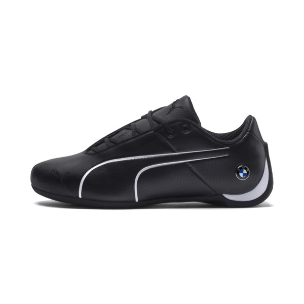 BMW M Motorsport Future Cat Ultra JR Sneakers, Anthracite-Puma White, large