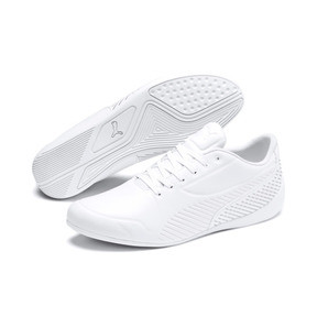Thumbnail 2 of Scuderia Ferrari Drift Cat 7 Ultra Men's Shoes, Puma White-Puma White, medium