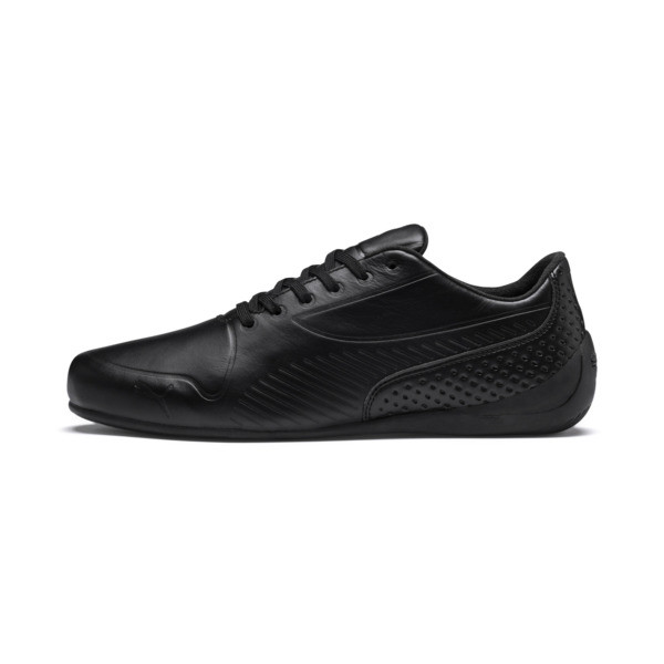 Scuderia Ferrari Drift Cat 7 Ultra Men's Shoes, Puma Black-Puma Black, large