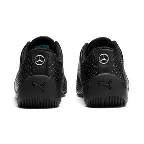 Thumbnail 3 of Mercedes AMG Petronas Drift Cat 7S Ultra Shoes, Puma Black-Spectra Green, medium