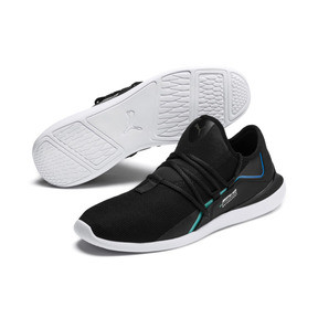 Thumbnail 2 of Mercedes AMG Petronas Evo Cat Racer Men's Trainers, Puma Black-Puma Black, medium