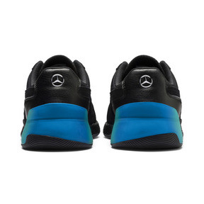 Thumbnail 4 of Mercedes AMG Petronas Speed HYBRID Men's Trainers, Blk-spctra grn-indigo bnting, medium