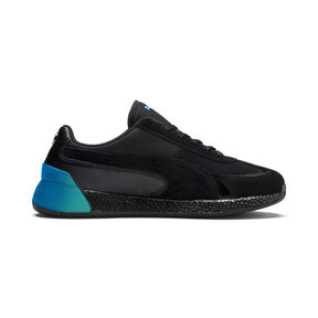 Thumbnail 6 of Mercedes AMG Petronas Speed HYBRID Men's Trainers, Blk-spctra grn-indigo bnting, medium