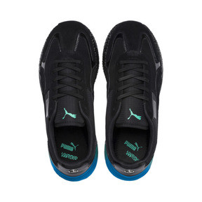 Thumbnail 7 of Mercedes AMG Petronas Speed HYBRID Men's Trainers, Blk-spctra grn-indigo bnting, medium