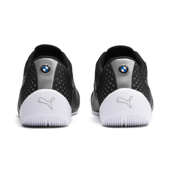 BMW MMS Drift Cat 7 Ultra Shoes, Puma Black-Puma Silver, large