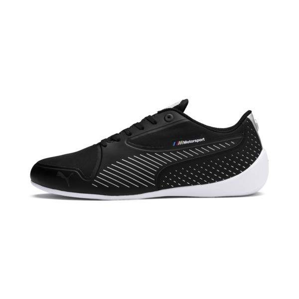 BMW M Motorsport Drift Cat 7 Ultra Trainers, Puma Black-Puma Silver, large