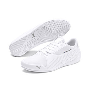 Thumbnail 3 of BMW MMS Drift Cat 7 Ultra Shoes, Puma White-Puma Silver, medium