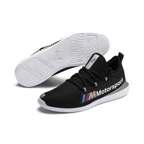 Thumbnail 3 of BMW M Motorsport Evo Cat Racer Men's Trainers, Puma Black-Puma Silver, medium