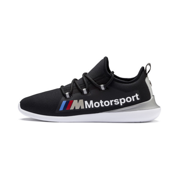 BMW M Motorsport Evo Cat Racer, Puma Black-Puma Silver, large