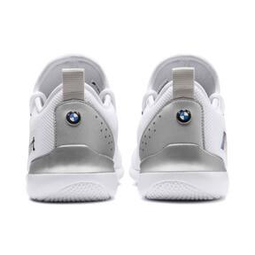 Imagen en miniatura 4 de Zapatillas de hombre Evo Cat Racer BMW M Motorsport, Puma White-Puma Silver, mediana