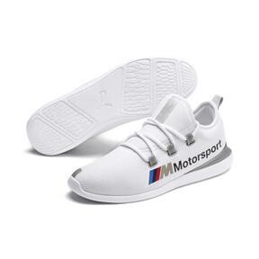 Imagen en miniatura 3 de Zapatillas de hombre Evo Cat Racer BMW M Motorsport, Puma White-Puma Silver, mediana
