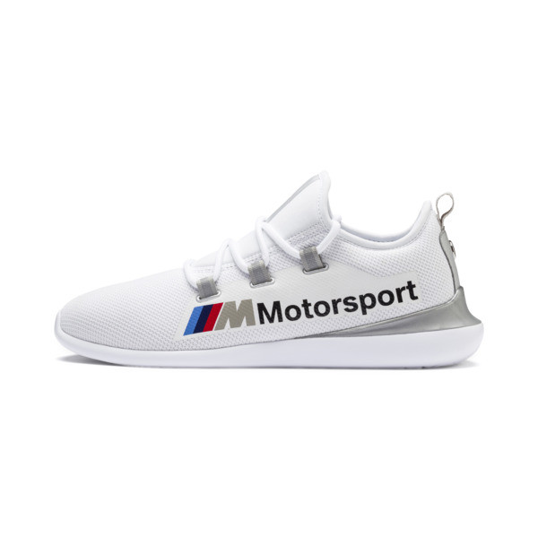 BMW MMS Evo Cat Racer, Puma White-Puma Silver, large