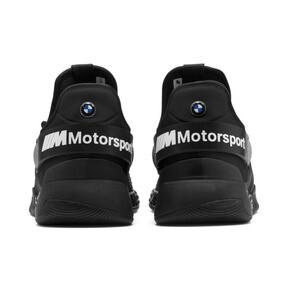 Thumbnail 4 of BMW M Motorsport HYBRID Men's Trainers, Black-Black-White, medium