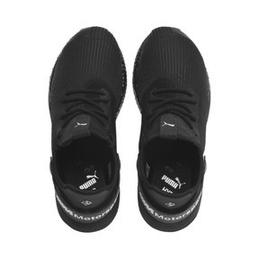 Thumbnail 7 of BMW M Motorsport HYBRID Men's Running Shoes, Black-Black-White, medium